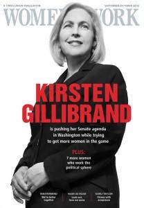 Kirsten Gillibrand cover
